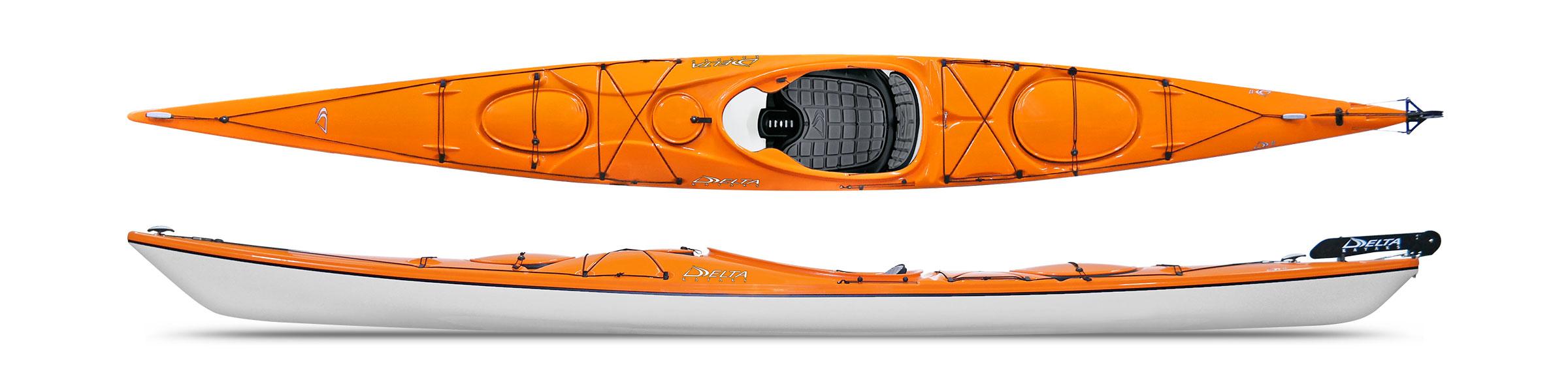 DELTA 17 with rudder - Winnipeg Canoe & Kayak Rentals